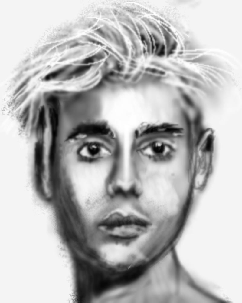 Justin Bieber by Zilmari